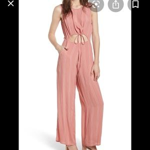Nordstrom leith jumpsuit